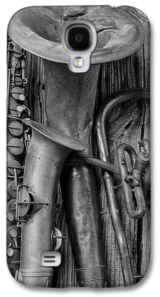 Old Sax And Tuba Galaxy S4 Case by Garry Gay