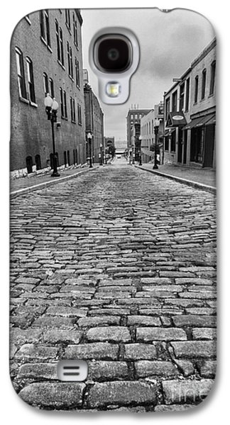 Scott Nelson Galaxy S4 Cases - Old St. Louis Street Galaxy S4 Case by Scott Nelson