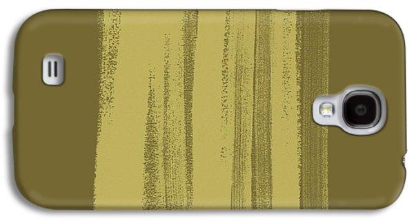 Olive On Olive 1 Galaxy S4 Case by Julie Niemela