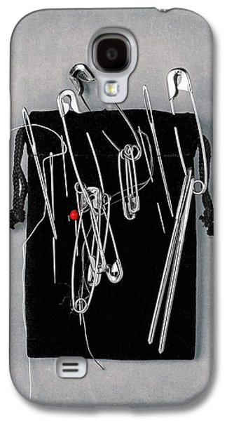 On Pins And Needles Galaxy S4 Case by Tom Mc Nemar