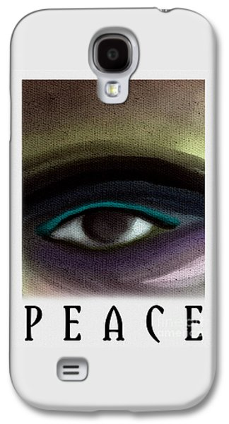 On The Inside Looking Out Galaxy S4 Case by MyChicC