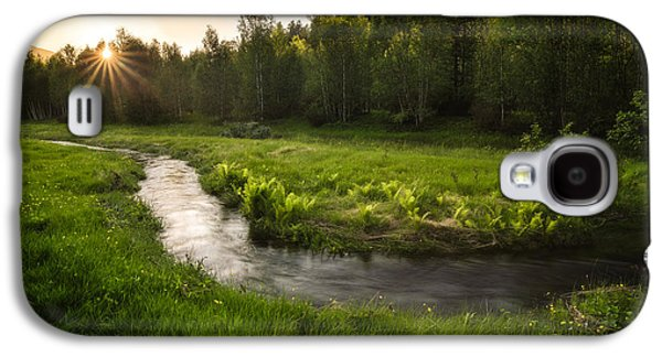 Norway Galaxy S4 Cases - One Day Of Summer Galaxy S4 Case by Tor-Ivar Naess