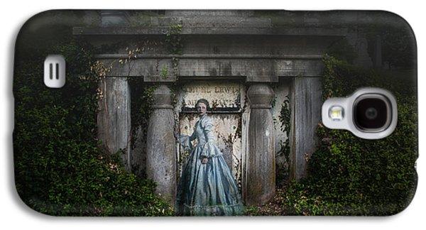 One Last Look Galaxy S4 Case by Tom Mc Nemar