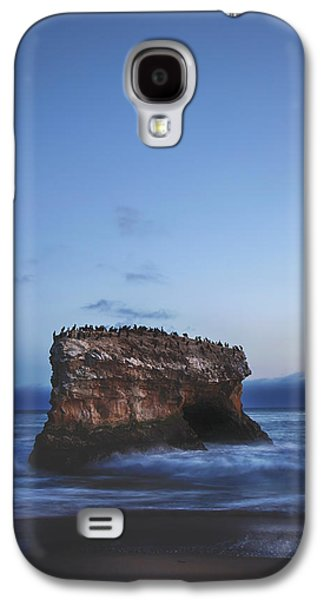 Santa Cruz Ca Galaxy S4 Cases - One More Night Galaxy S4 Case by Laurie Search