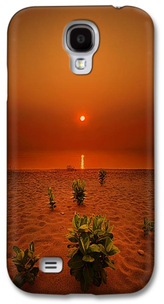 Sun Galaxy S4 Cases - Only But A Few Galaxy S4 Case by Phil Koch