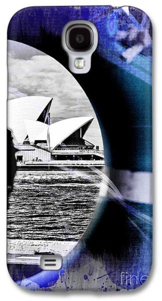 Opera House Rescue Galaxy S4 Case by Az Jackson