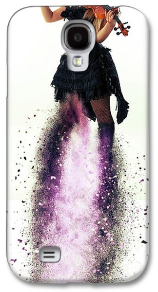 Operatic Galaxy S4 Case by Nichola Denny