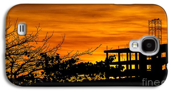 Architecture Tapestries - Textiles Galaxy S4 Cases - Opportunity  Galaxy S4 Case by James Hennis