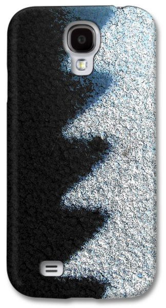 Abstract Nature Galaxy S4 Cases - Optimistic Galaxy S4 Case by Kristine Nora