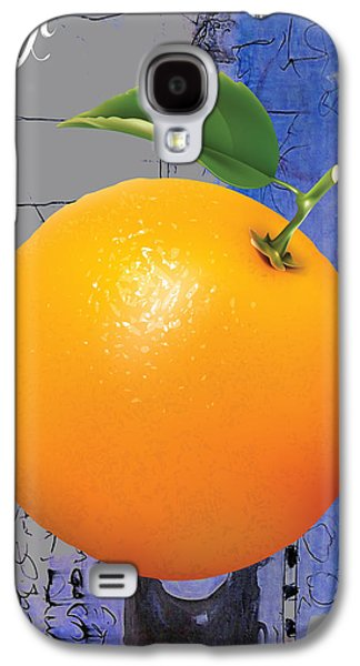 Orange Is The New Black Galaxy S4 Case by Marvin Blaine