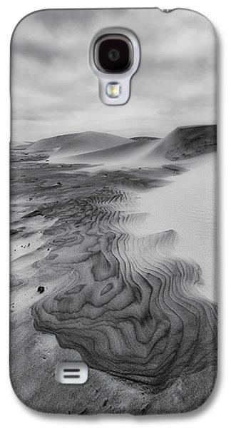 Agate Beach Oregon Galaxy S4 Cases - Oregon Dune Wasteland 2 Galaxy S4 Case by Ryan Manuel