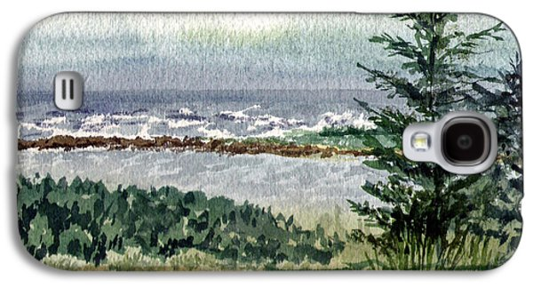 Ocean Shore Galaxy S4 Case by Irina Sztukowski