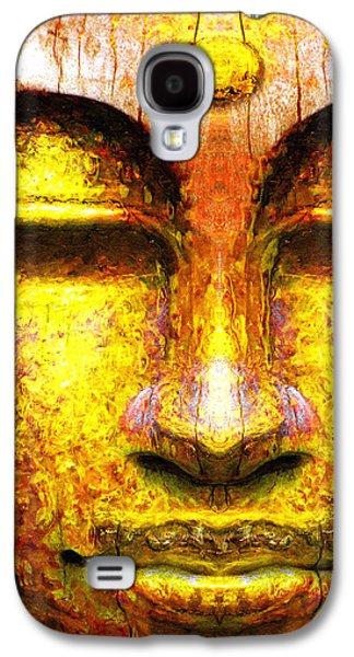Organic Buddha Galaxy S4 Case by Khalil Houri