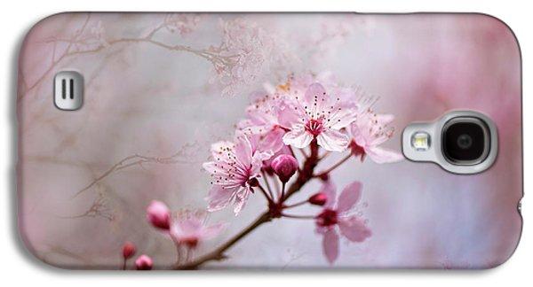Oriental Blossom Galaxy S4 Case by Jacky Parker