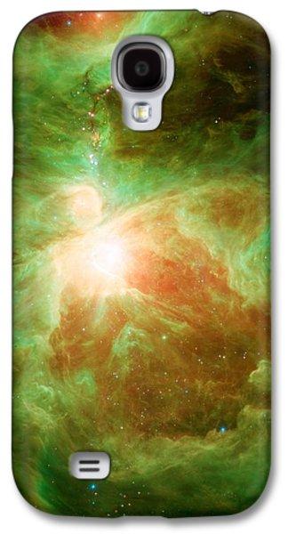 Orion Constellation Galaxy S4 Case by American School