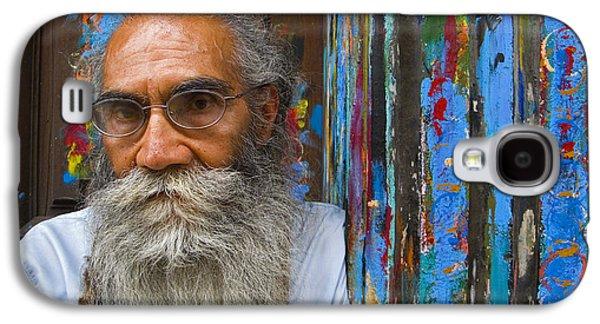 Man Galaxy S4 Cases - Orizaba Painter Galaxy S4 Case by Skip Hunt