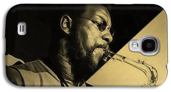 Ornette Coleman Collection Galaxy S4 Case by Marvin Blaine