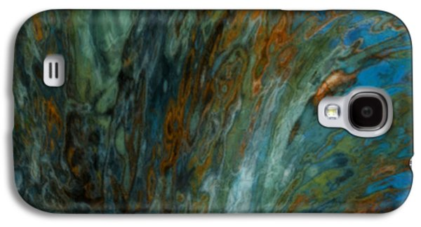 Abstract Forms Galaxy S4 Cases - Over The Edge Galaxy S4 Case by Jack Zulli