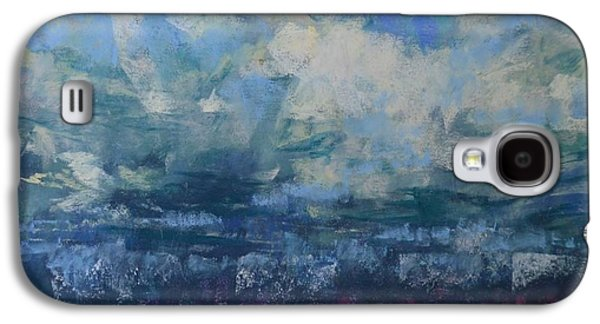 Storm Pastels Galaxy S4 Cases - Overdose Galaxy S4 Case by Laura Tuininga Jackson