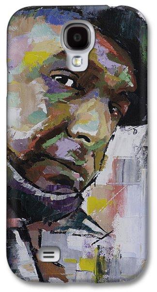 Pablo Neruda Galaxy S4 Case by Richard Day