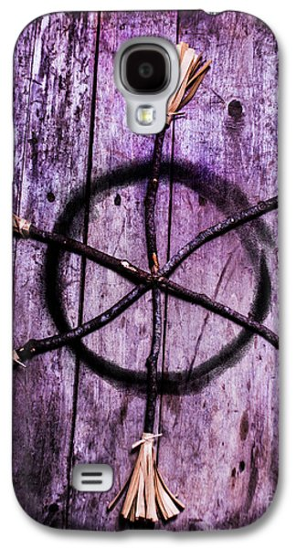 Pagan Or Witchcraft Symbol For A Gathering Galaxy S4 Case by Jorgo Photography - Wall Art Gallery