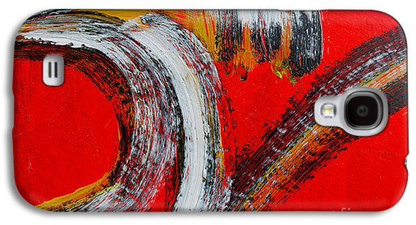 Hamels Galaxy S4 Cases - Painting detail callejon de hamel Havana Cuba Galaxy S4 Case by David Carton