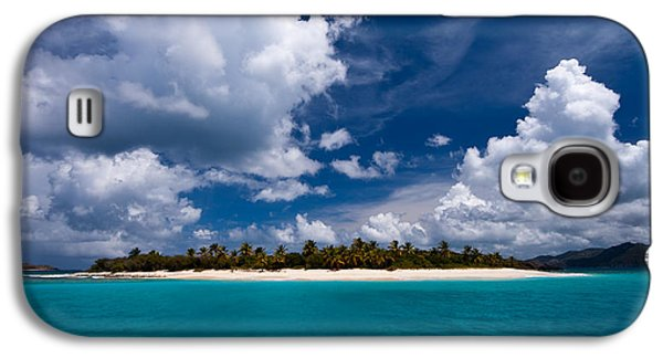 Paradise Is Sandy Cay Galaxy S4 Case by Adam Romanowicz