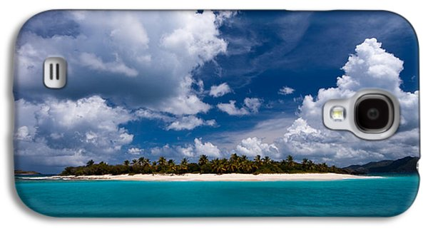Landscapes Photographs Galaxy S4 Cases - Paradise is Sandy Cay Galaxy S4 Case by Adam Romanowicz