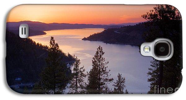 Idaho Photographs Galaxy S4 Cases - Paradise View Galaxy S4 Case by Idaho Scenic Images Linda Lantzy