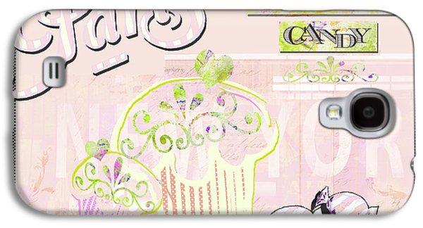 Surtex Licensing Galaxy S4 Cases - Paris Candy Shop Galaxy S4 Case by Anahi DeCanio - ArtyZen Studios
