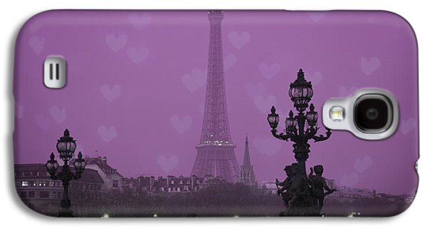 Recently Sold -  - Fantasy Photographs Galaxy S4 Cases - Paris Galaxy S4 Case by Juli Scalzi