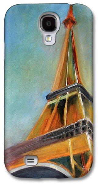 Paris Galaxy S4 Case by Jutta Maria Pusl
