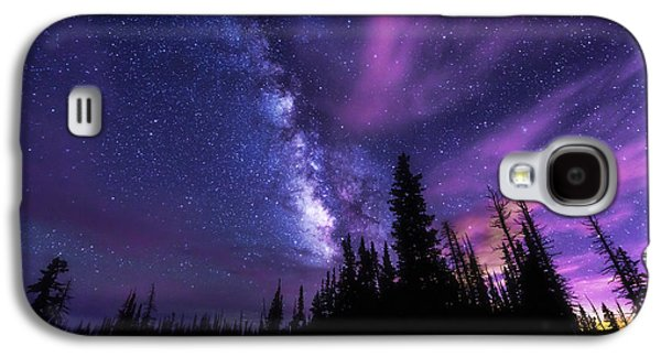 Astronomy Galaxy S4 Cases - Passing Hours Galaxy S4 Case by Chad Dutson