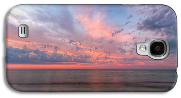 Surreal Landscape Galaxy S4 Cases - Pastel Gulf Galaxy S4 Case by Gary Oliver