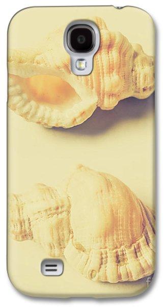 Pastel Seashell Fine Art Galaxy S4 Case by Jorgo Photography - Wall Art Gallery