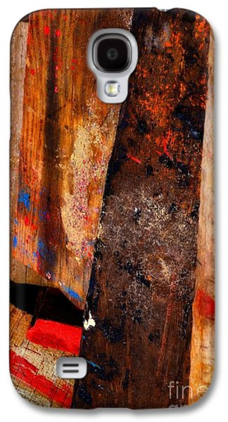 Surreal Landscape Galaxy S4 Cases - Patch Work Galaxy S4 Case by Lauren Hunter