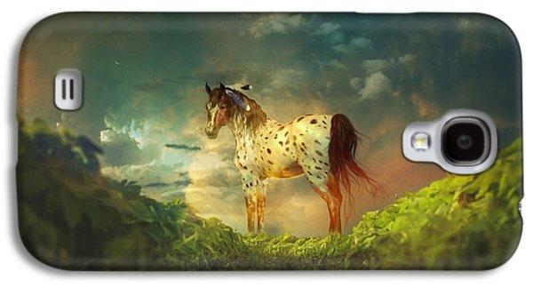 Dreamscape Galaxy S4 Cases - Path Of Dreams Galaxy S4 Case by Georgiana Romanovna