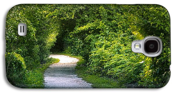 Path To The Secret Garden Galaxy S4 Case by Marvin Spates