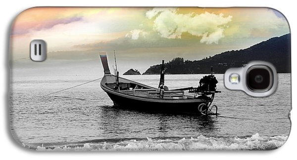 Patong Beach Galaxy S4 Case by Mark Ashkenazi