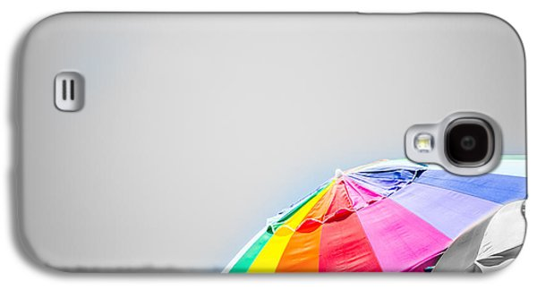 Splashy Photographs Galaxy S4 Cases - Patterns at the Beach Galaxy S4 Case by Shelby  Young