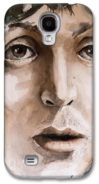 Beatles Galaxy S4 Cases - Paul Galaxy S4 Case by Michael Lang
