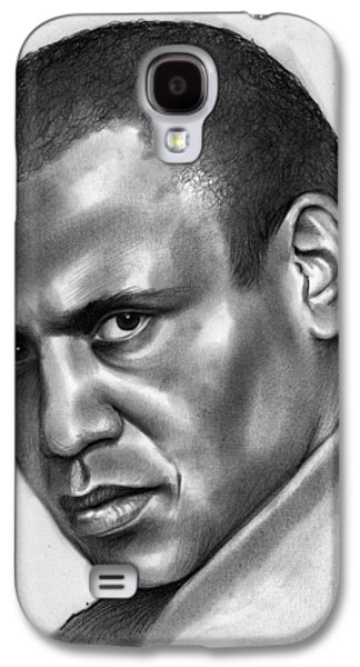 Paul Robeson Galaxy S4 Case by Greg Joens