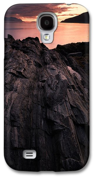 Norway Galaxy S4 Cases - Peach Galaxy S4 Case by Tor-Ivar Naess