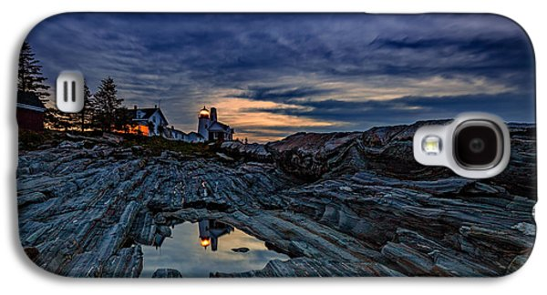 Pemaquid Reflections Galaxy S4 Case by Rick Berk