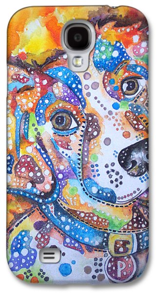 Boxer Galaxy S4 Cases - Percy Galaxy S4 Case by Angela Green