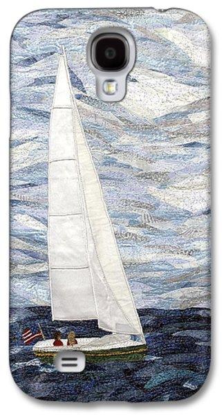 Transportation Tapestries - Textiles Galaxy S4 Cases - Perfect Day Galaxy S4 Case by Loretta Alvarado