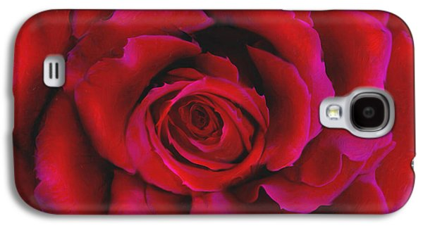 Day Galaxy S4 Cases - Perfect Rose Galaxy S4 Case by Joel Payne