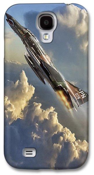Phantom Cloud Break Galaxy S4 Case by Peter Chilelli