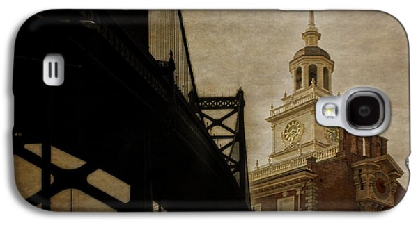 American Independance Photographs Galaxy S4 Cases - Philadelphia Galaxy S4 Case by Tom Gari Gallery-Three-Photography