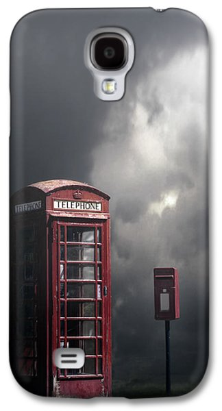 Mail Box Galaxy S4 Cases - Phone Box With Letter Box Galaxy S4 Case by Joana Kruse